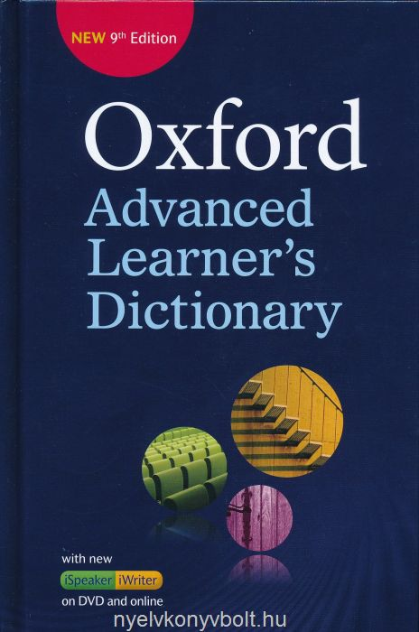 Oxford Advanced Learner's Dictionary - 9th Edition with DVD with Premium Online Access Code