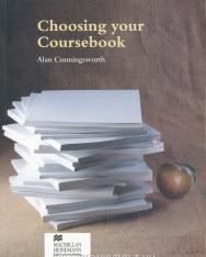 Choosing your Coursebook