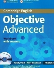 Objective Advanced 3rd Edition Workbook with Answers and Audio CD