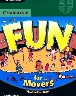 Fun for Movers 2nd Edition Student's Book