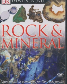 Eyewitness DVD - Rock & Mineral