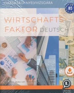 WirtschaftsFaktor Deutsch - Felkészítő a Középfokú Német Gazdasági Nyelvvizsgára