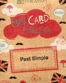 Fun Card English: Past Simple