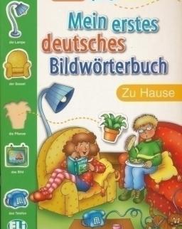 Mein Erstes Deutsches Bildwörterbuch - Zu Hause