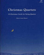 Christmas Quartets - 10 Christmas Carols for String Quartet