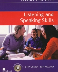 Improve your IELTS Listening and Speaking Skills with Audio CD