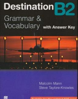 Destination B2 Grammar & Vocabulary with Key