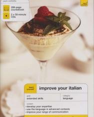 Teach Yourself Improve Your Italian Book & Double CD Pack
