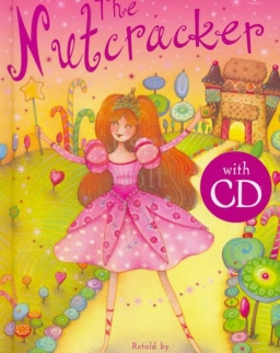 The Nutcracker with Audio CD - Usborne Young Reading Series 1