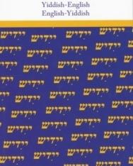 Yiddish Dictionary & Phrasebook (Yiddish-English | English-Yiddish)