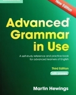 Advanced Grammar in Use with answer - Third Edition