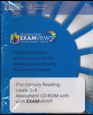 21st Century Reading Level 3-4 Assessment CD-ROM with EXAMVIEW