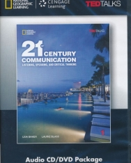 21st Century Communication 1 Audio CD/DVD Package