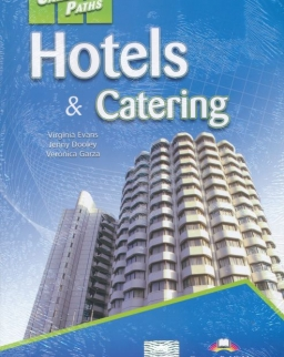 Career Paths - Hotels & Catering Student's Book with Digibooks App