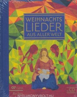 Weihnachtslieder aus aller Welt: Mit CD zum Mitsingen