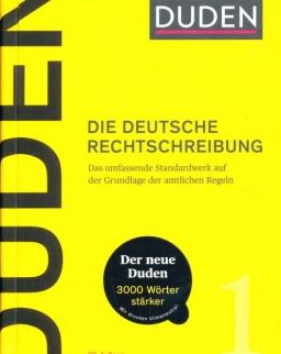 Duden 1 Die deutsche Rechtschreibung 28. völlig neu bearbeitete und erweiterte Auflage
