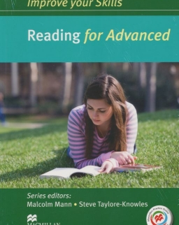 Improve Your Skills Reading for Advanced Student's Book without Answer Key, with Macmillan Practice Online