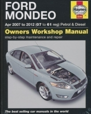 Ford Mondeo - Apr 2007 to 2012 Petrol & Diesel (Owners Workshop Manual)