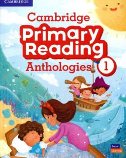 Cambridge Primary Reading Anthologies Level 1 Student's Book with Online Audio