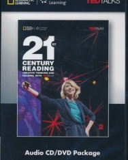 21st Century Reading 2 - Audio CD/DVD Package - Creative Thinking and Reading with TED Talks