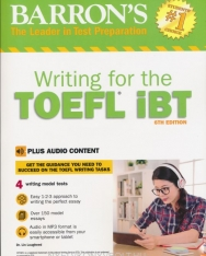 Barron' Writing for the TOEFL iBT 6th Edition with MP3 CD