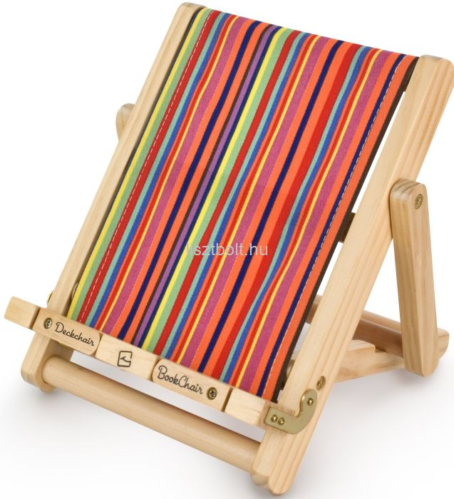 Bookchair Deluxe - Medium Stripy