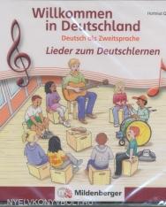 Willkommen in Deutschland – Lieder zum Deutschlernen CD