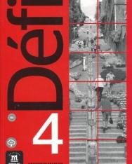 Défi 4 – Cahier d'exercices + MP3 téléchargeables
