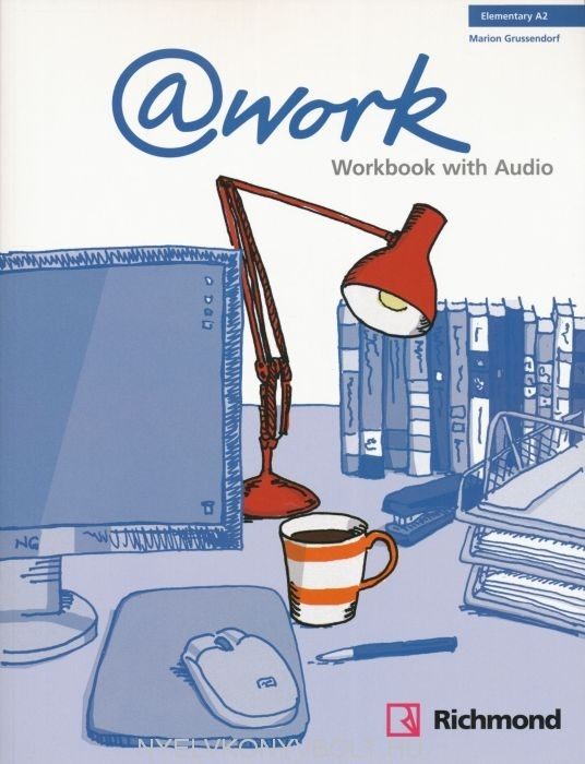 @work Elementary A2 Workbook with Audio
