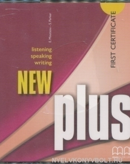 New Plus First Certificate Class Audio CDs (2)