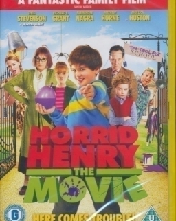 Horrid Henry: The Movie DVD