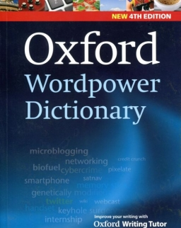 Oxford Wordpower Dictionary 4th Edition with iWriter