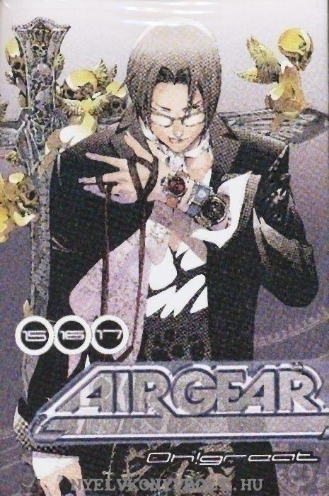 Airgear 15-16-17