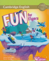 Fun for Flyers 4th Edition Student's Book with Online Activities with Audio and Home Fun Booklet 6