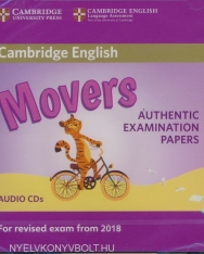 Cambridge English Movers 1 Class Audio CDs for Revised Exam from 2018