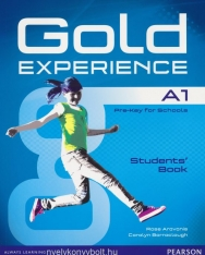 Gold Experience A1 Pre-Key for Schools Student's Book with DVD-Rom