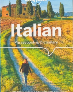 Italian Phrasebook and Dictionary 8th edition - Lonely Planet