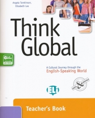 Think Global - A cultural journey through the english-speaking world - Teacher's Book