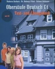 Oberstufe Deutsch C1 Test- und Übungsbuch mit CD