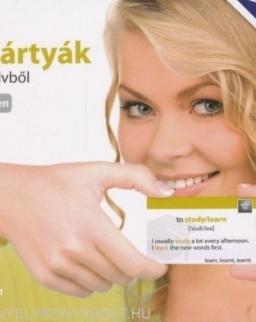Szókártyák Angol nyelvből A1/A2 szinten