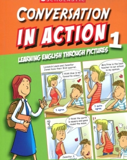 Conversation In Action Book 1 - Learning English Through Pictures