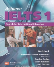 Achieve IELTS 1 Workbook + Audio CD - English for International Education