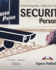 Career Paths - Security Personnel Audio CDs (2)