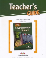 Career Paths - Environmental Science Teacher's Guide
