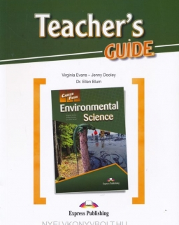 Career Paths - Environmental Science Teacher's Guide