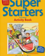 Super Starters: An activity-based course for young learners. Workbook