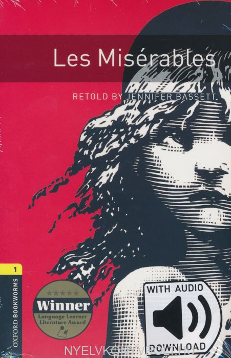 Les Miserables with Audio Download - Oxford Bookworms Library Level 1