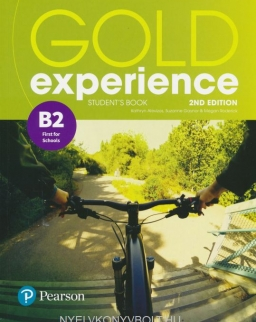Gold Experience 2nd Edition Level B2 First for Schools Student's Book