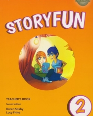 Storyfun 2nd Edition Level 2 (for Starters) Teacher's Book with Audio