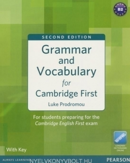 Grammar and Vocabulary for Cambridge First with Key 2nd Edition